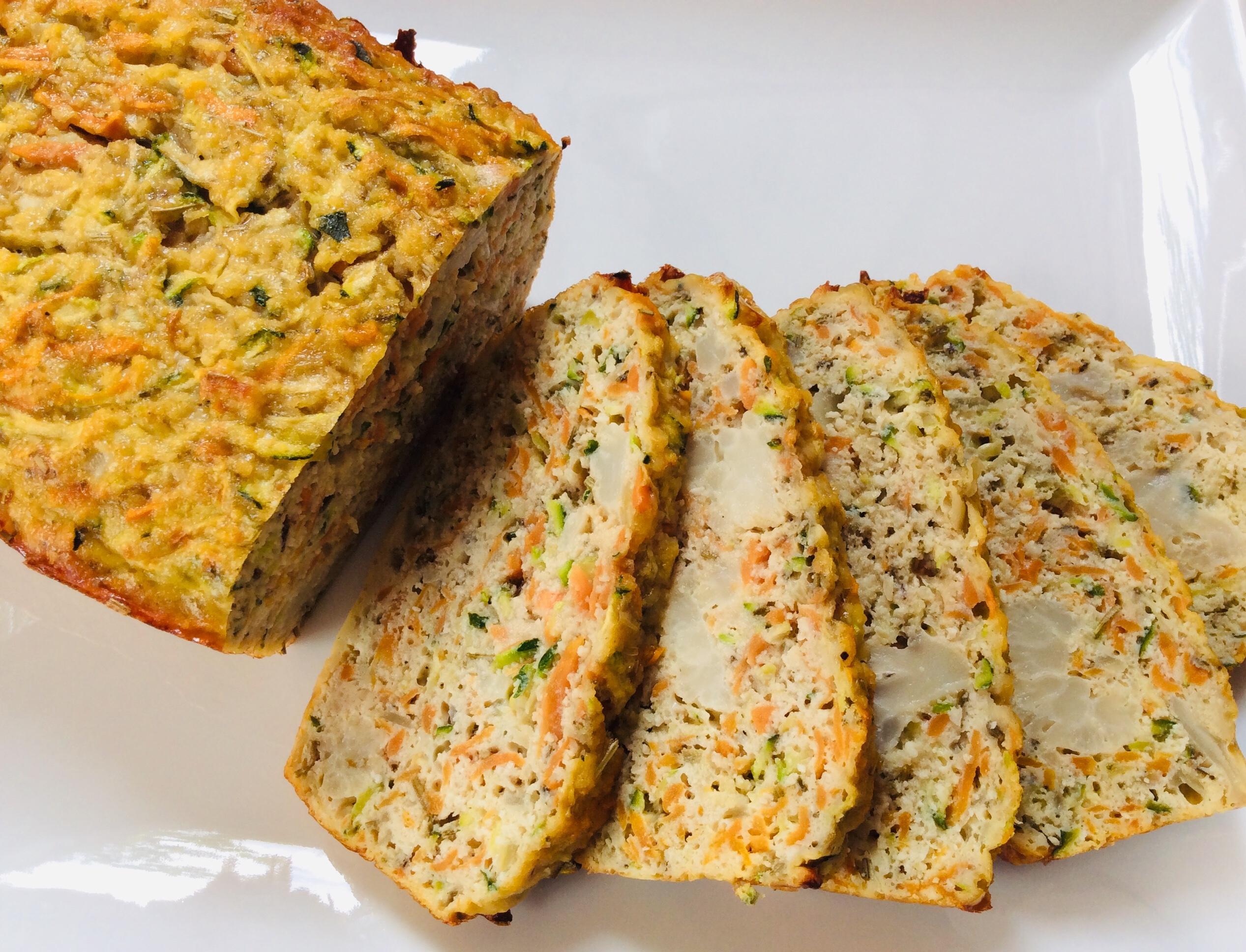 Veggie Loaf / Pain aux legumes