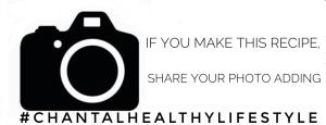 #chantalhealthylifestyle